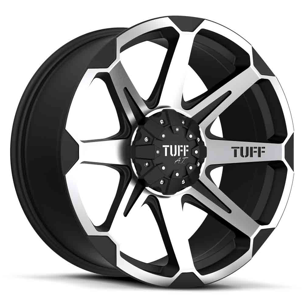TUFF T05 satin black