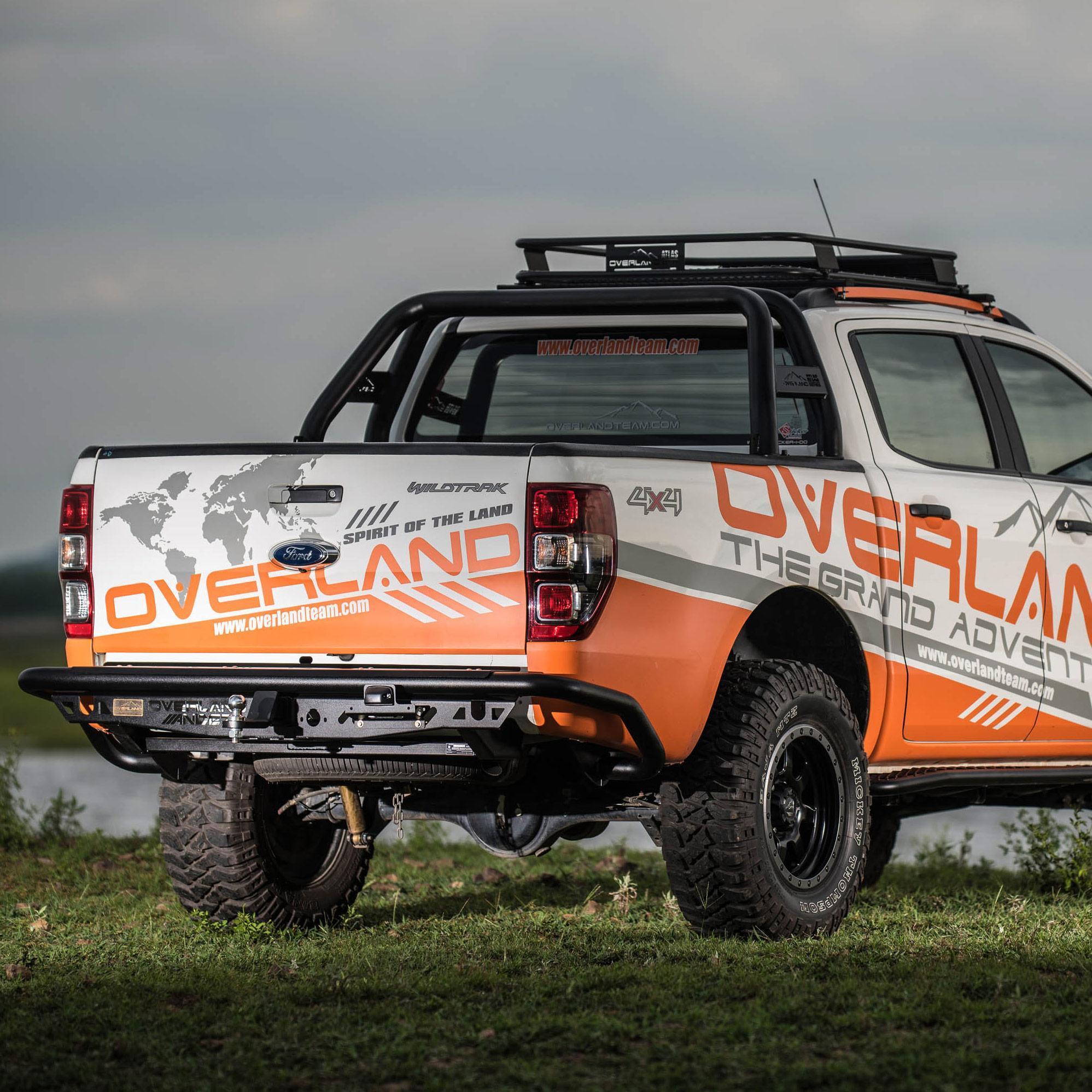 Ford Ranger Tuning >> Offroad Zubehör und Tuning für den Ford Ranger