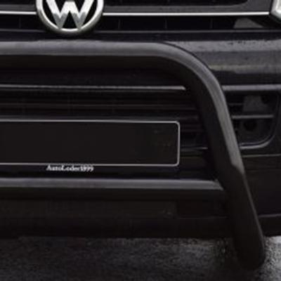 Multivan Bus Kasten Rammschutz VW T6 Frontschutzbügel 76mm Edelstahl 2015