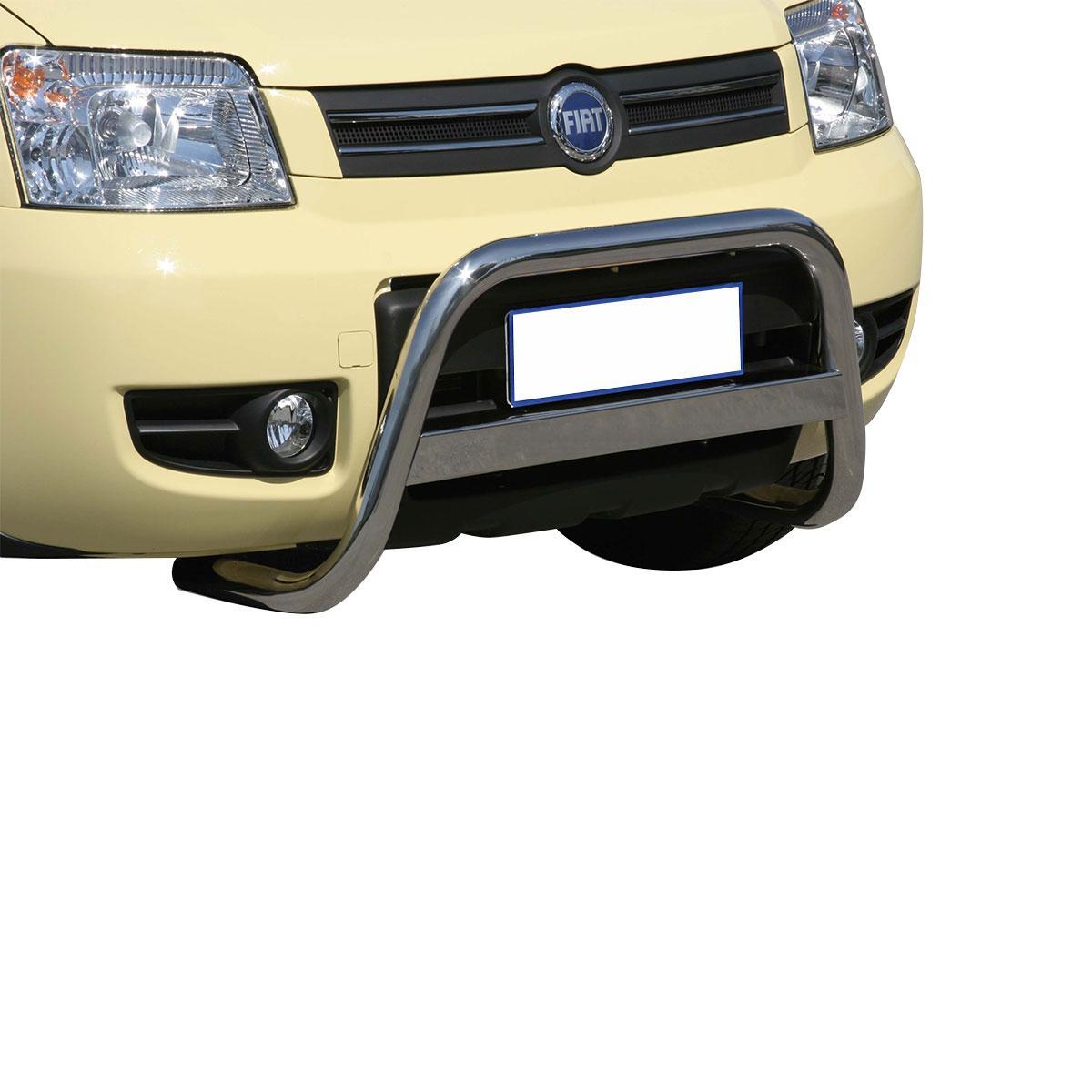 Frontbugel 50mm Fiat Panda 4x4 2005 Bis 2013
