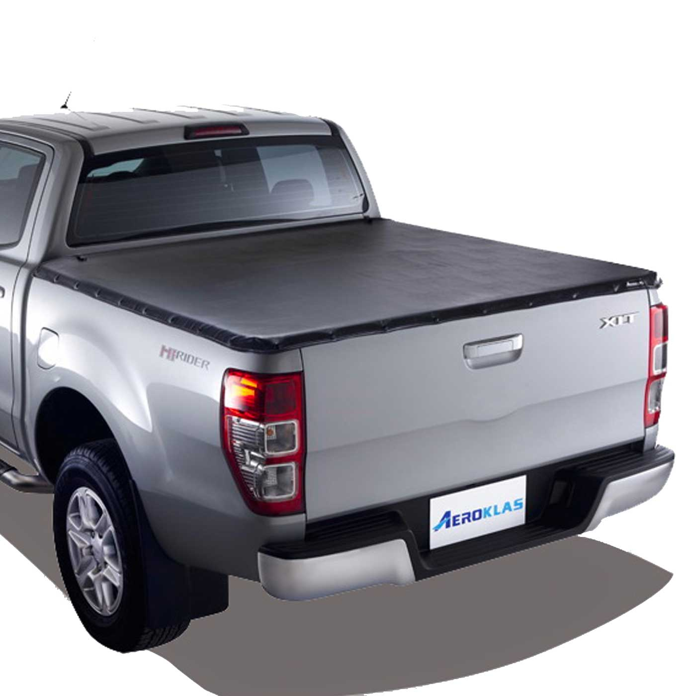 Aeroklas Snap and Clip für Ford Ranger Ext ab 2015
