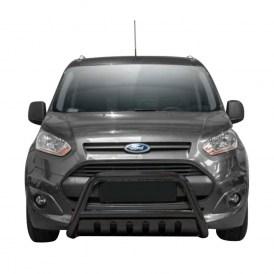 Für Ford Tourneo Connect ab 2014 4x Türgriffabdeckungen aus Edelstahl Chrome