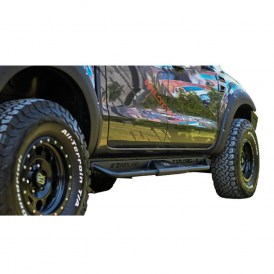 Overland Explorer-X Offroad Trittbretter Toyota Hilux 2019