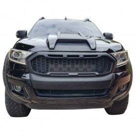 Kühlergrill Gitter Vorne Grau Und Schwarz Für Ford Für Ranger 2012 IN Dann