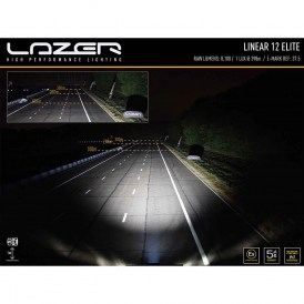 Lazer Lamps Linear 12 Elite LED Scheinwerfer Ford Ranger 2015 bis 2018