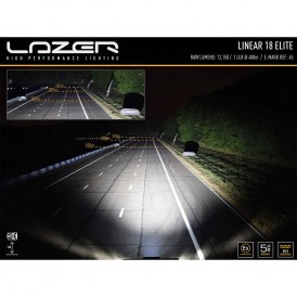 Lazer Lamps Linear 18 Elite LED Scheinwerfer Ford Ranger 2015 bis 2018