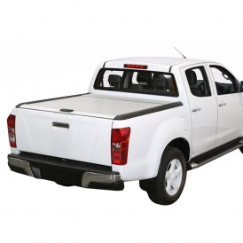 Ford Ranger Mountain Top Laderaumrollo silber Ranger Extra Cab ab 2015