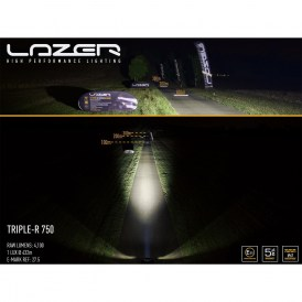 Lazer Lamps ST2 Evolution LED Scheinwerfer Ford Ranger 2015 bis 2018