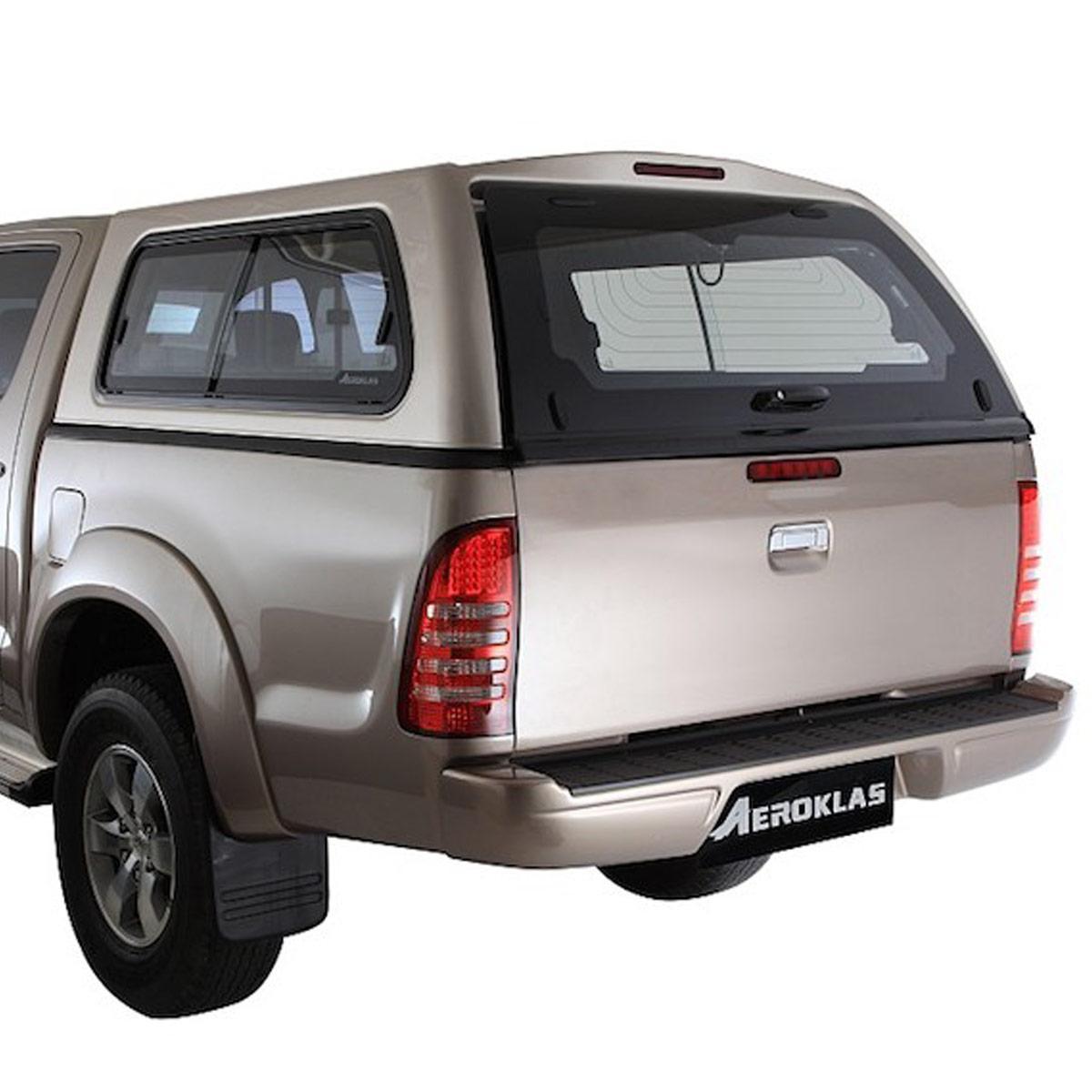 Hardtop Stylish Abs Grundiert Mit Fenster F 252 R Toyota